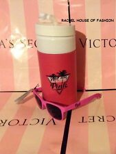 NWT! Victoria's Secret Pink Water Bottle And Bottle Opener Sunglasses Set