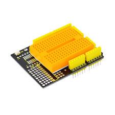 KEYESTUDIO Protoshield Prototype Shield + Breadboard for Arduino UNO R3 Project