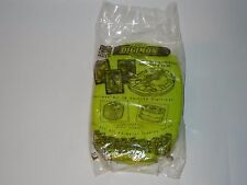 DIGIMON DIGIVICE YELLOW GREEN BAGGED TACO BELL KIDS MEAL TB-10 SABERLEOMON 2000