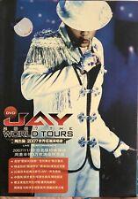 Jay Chou 周杰伦 - World Tour 2007 DVD