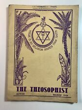 Theosophical and Spiritual literature - The Theosophist March 1944