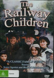 The Railway Children DVD Jenny Agutter Brand New and Sealed Australia