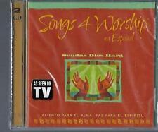 Time Life Songs Of Worship en Espanol Sandas Diosm Hara OOP NEW SHIPS FREE U S