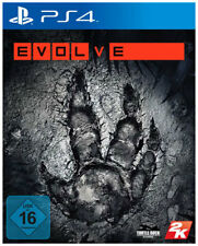 Evolve - D1 EDITION PS4 PlayStation 4 NUEVO + emb.orig