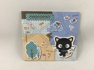 Sanrio mini Chococat sticker booklet 2006 NEW Japan FREE SHIPPING