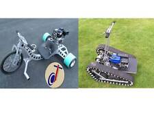 Drift Trike Industrial and Magic Carpet TWIN PACK Build Plans