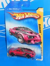 Hot Wheels 2009 New Models #28 Barbaric Pearl Pink w/ OH5SPs