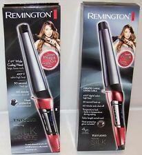 "SEALED NEW Remington Ceramic Silk Styling Curling Wand Ci96x1 T-Studio 1-1.5"""