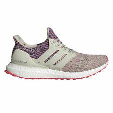 Adidas UltraBoost Womens F36122 Tan Red Blue purple  Primeknit Shoes Size 6