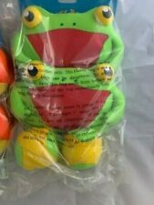 Melissa & Doug Sunny Patch Skippy Frog Toss and Grip Catching Game With 2 Balls