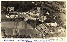 Bath. Kingswood School by Aerofilms.