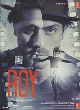 ROY (2015) RANBIR KAPOOR, ARJUN RAMPAL - BOLLYWOOD 2 DISC SPECIAL ED. DVD