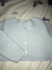 Bnwt Sarah Louise Cardigan Blue Age 3 Ideal Xmas Gift