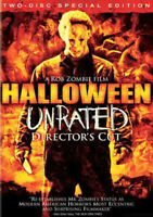 Halloween (2007 Malcolm McDowell) (Rob Zombie's) (2 Disc, Special Edit) DVD NEW