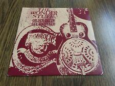 """THE WONDER STUFF - GOLDEN GREEN 7"""" A1 B1 1989 POLYDOR EX"""