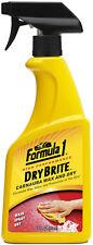 Formula 1 Dry Brite CARNAUBA Wax & Dry - Fastest Way To Polish Wax Your Car
