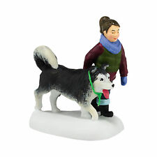 Dept 56 Holiday Dog Walk Accessory 4047550 NEW Department 56 General Village