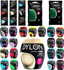 22 Colours Dylon Fabric & Clothes Dye Dylon Machine / Hand Dye /Soft Furnishing