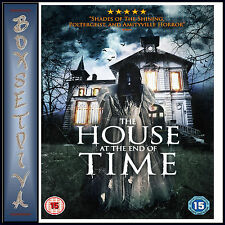THE HOUSE AT THE END OF TIME - Rosmel Bustamante *BRAND NEW DVD***