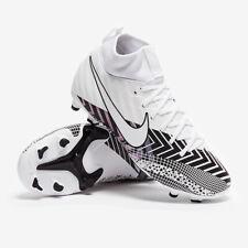 Nike Jr Superfly 7 Academy MDS FGMG Sz 5.5Y / 7 Wmns White Black BQ5409-110 Rare