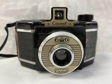 Coronet 6x6 120 Film Camera With Case - Made in England