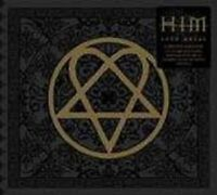 "HIM ""LOVE METAL"" CD NEUWARE!!!!!!!!!!!!!!"