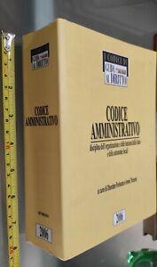 GG LIBRO: CODICE AMMINISTRATIVO I CODICI DI GUIDA AL DIRITTO - OBERDAN FORLENZA