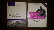 MySql (5th Edition) + MySql Cookbook by Paul DuBois