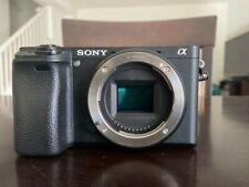 Sony Alpha A6300 24.2MP Digital Camera - Black (Kit with 18-135mm Zoom Lens)