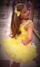 Cupcake pageant dress sz 6/8