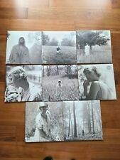 """Taylor Swift """"Folklore"""" Vinyl Set Collection - all 8 ltd editions - New & Sealed"""