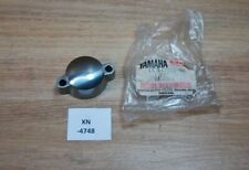 Yamaha Virago 4X7-12215-00-00 CAP,TENSIONER CASE Genuine NEU NOS xn4748