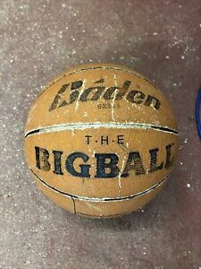 """THE BIGBALL"" BADEN INDOOR/OUTDOOR BASKETBALL TRAINING SPHERE"
