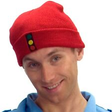 Life Aquatic With Steve Zissou Knit Hat Stop Light Traffic Red Costume Beanie