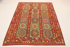 Nomaden Kelim fein Unikat Perser Teppich Orientteppich 2,89  X 2,07