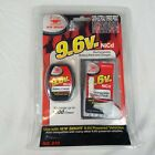 New Bright 9.6v NiCd Rechargeable Battery Pack and Charger NO. 970 SEALED