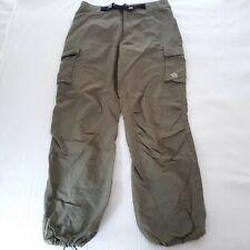 Mountain Hardwear Cargo Pockets Pants Mens M W32 L30 Hike Camp Fish Outdoor
