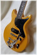 Dillion Limited edition LP Junior in TV yellow with tremolo