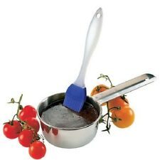 GrillPro Stainless Steel Basting Bowl and Silicone Brush Set 14913