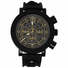 Batman Symbols Black Analog Watch Black