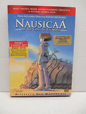 Nausicaa Of The Valley Of The Wind DVD Hayao Miyazaki Studio Epic Masterpiece