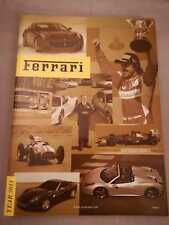 Annuario Ferrari/Ferrari Yearbook 2011 - F1