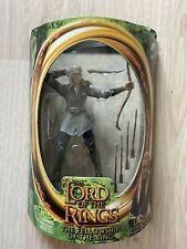 LORD OF THE RINGS LEGOLAS - THE FELLOWSHIP OF THE RING TOYBIZ 2001 - NEW/SEALED