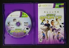 Kinect Sports for Xbox 360 - COMPLETE & TESTED - Clean Disc