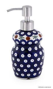 Bunzlauer Keramik Seifenspender Dekor 41
