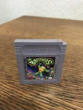 Gameboy Game Boy Battletoads Cart