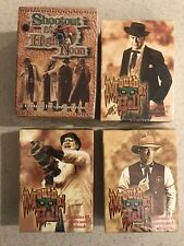 Doomtown Deadlands Starter Deck Lot Mouth Of Hell Shootout At High Noon CCG TCG