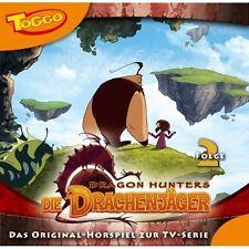 Hörspiel-CD zur TV-Serie: Dragon Hunters - Die Drachenjäger - 2  Schöne Hörspiel