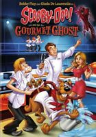 Scooby-Doo! and the Gourmet Ghost (DVD,2018)