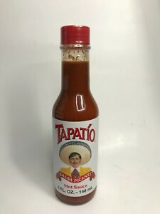 Tapatio Salsa Picante Hot Sauce 5 oz. SEALED NEW